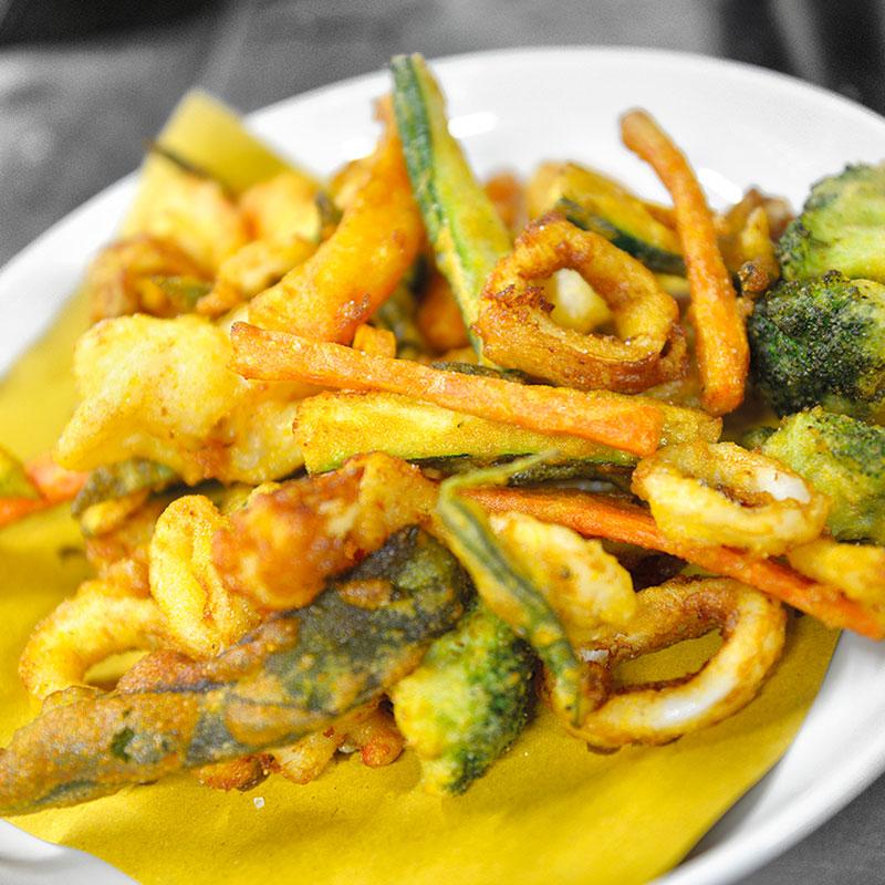 verdure fritte miste